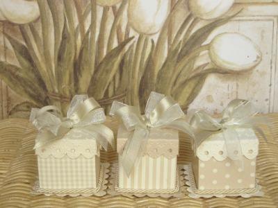 Cake e mini cake crema