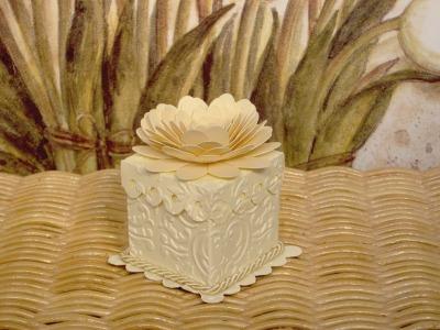 Mini Cake panna