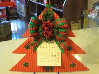Calendario alberello