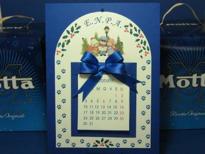 Calendario archetto 4