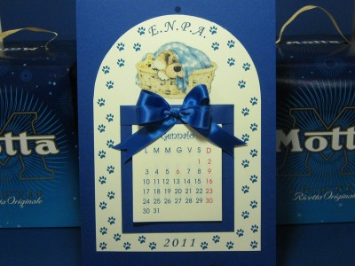 Calendario archetto 5