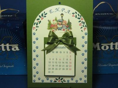 Calendario archetto 6