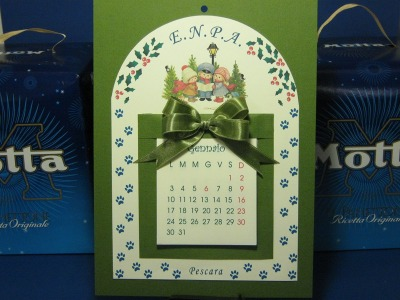 Calendario archetto 7