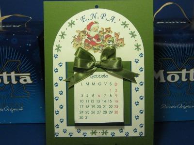 Calendario archetto 8